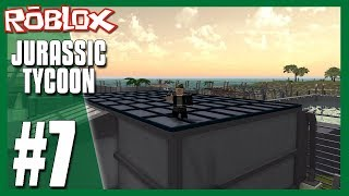 We Have Finished Our Roblox Jurassic Park | Roblox Jurassic Tycoon #7
