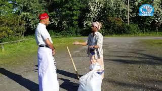 Short movie Akurana Helping hands Crawley UK