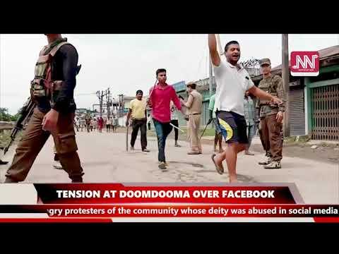 Tension at Doomdooma