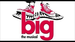 Big the Musical-I Wanna Go Home Instrumental