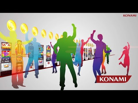 Konami at G2E 2014