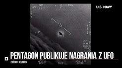UFO istnieje? Pentagon potwierdza autentyczność tych nagrań!