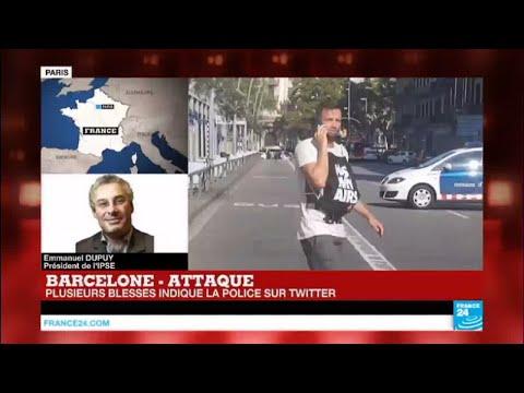 """""""Un précédent attentat avait été déjoué à Barcelone en Avril 2015"""""""
