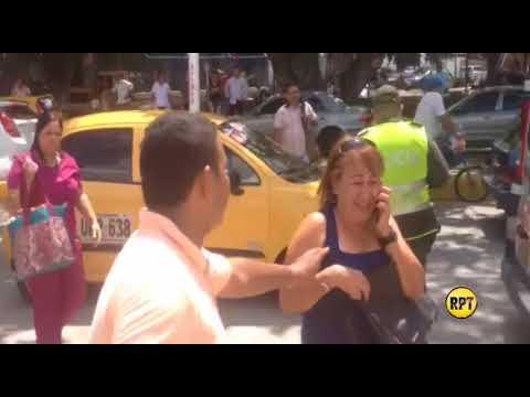 Balacera En Centro De Valledupar Deja Dos Heridos