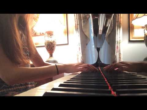 Stitches by Shawn Mendes (Piano Cover Snippet)