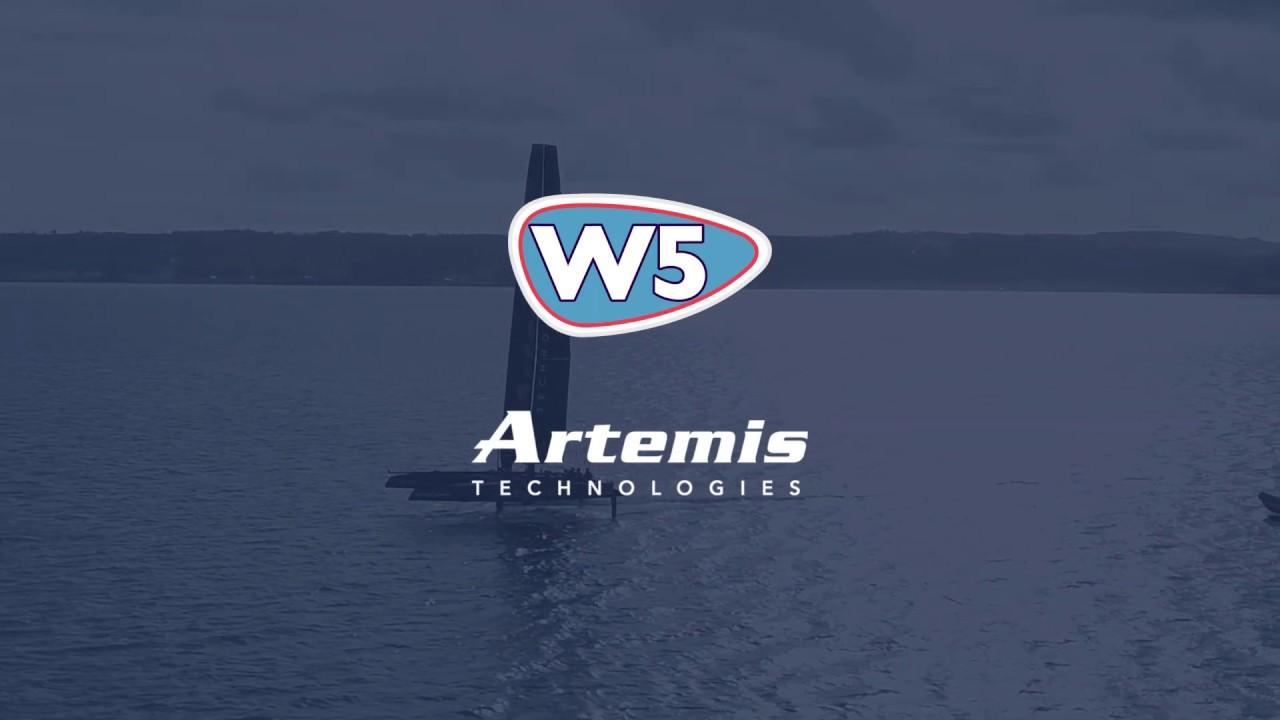 Artemis Technologies sails into W5 Belfast
