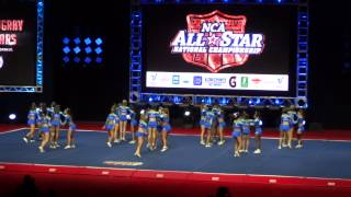 Stingrays Peach NCA 2015 Day1