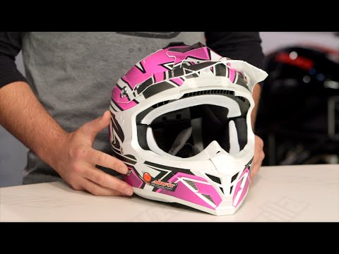 Scorpion VX-35 Finnex Helmet Review at RevZilla.com