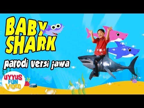 BABY SHARK Parody Dance | Menyanyi lagu Iwak-iwakan | Baby Shark versi Jawa