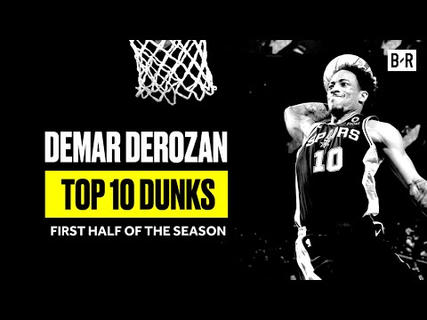 Demar DeRozan's Top