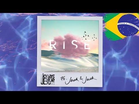Jonas Blue - Rise (feat. Jack & Jack) (Legendado PT/BR)