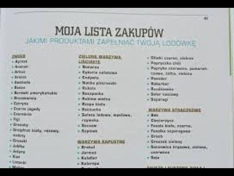 Dieta Ewy Chodakowskiej Jadlospis