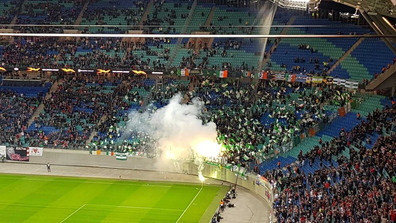 Rb Leipzig Celtic Glasgow