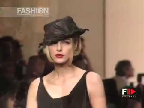 JIN ABE Spring Summer 1992 Paris  Fashion Channel