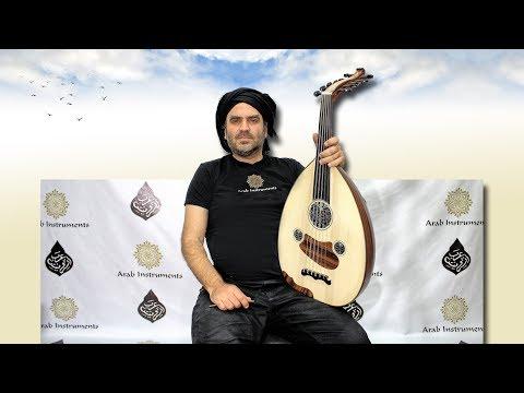 Taqasim Kurdili Hicazkar - Buy Turkish Oud