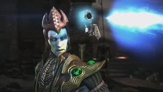 Mortal Kombat X: Predator and Shinnok Swap Fatalities,Brutalities,Intros and Outros