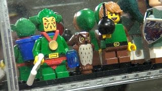 Custom LEGO video game minifigures – BrickFair Virginia 2015(Matthew Kay from BrickPodcast.com talks with Shilo Parker about his custom-made LEGO minifigures based on characters from video games. The Legend of ..., 2015-08-22T17:26:44.000Z)