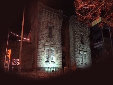 Soul Searchers Paranormal TV - The Cell Block Nightclub, Williamsport PA
