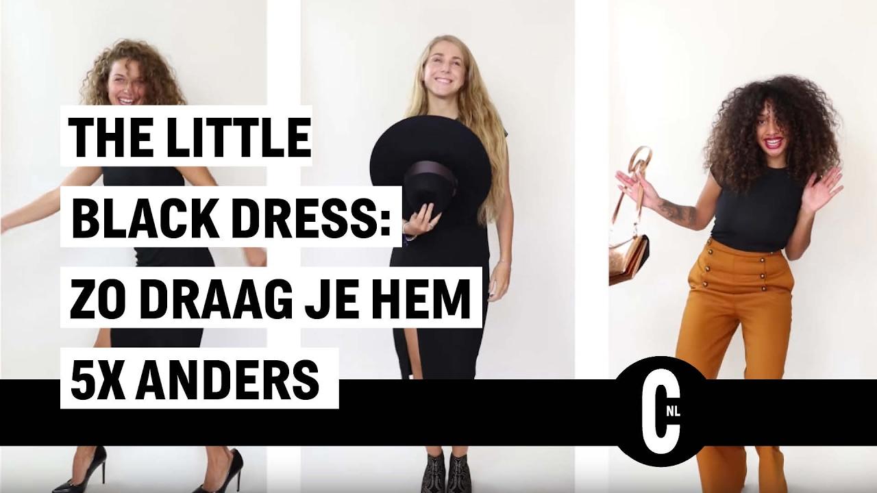 little black dress nederland