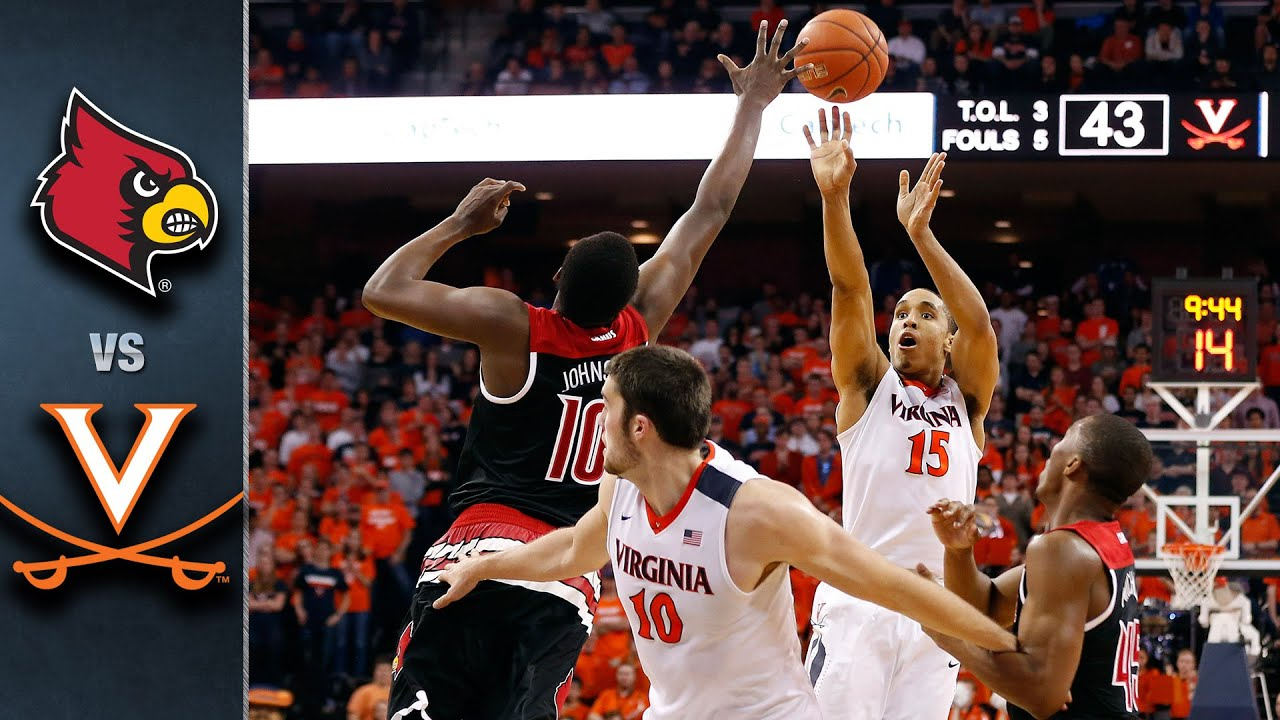 Image result for louisville virginia basketball
