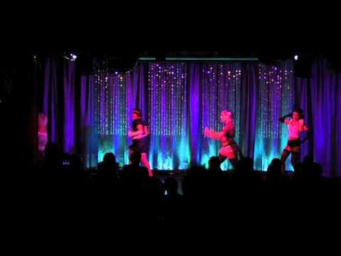 Cupcake Cabaret - Late Night Naughty Nightcap