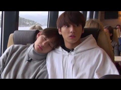 Taekook treats hyungs ( Taekook / Vkook sleeping together analysis)