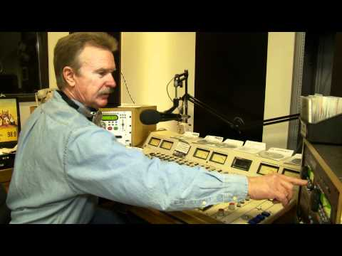 Joe Shrin On KCR - SDSU College Radio - Part 1