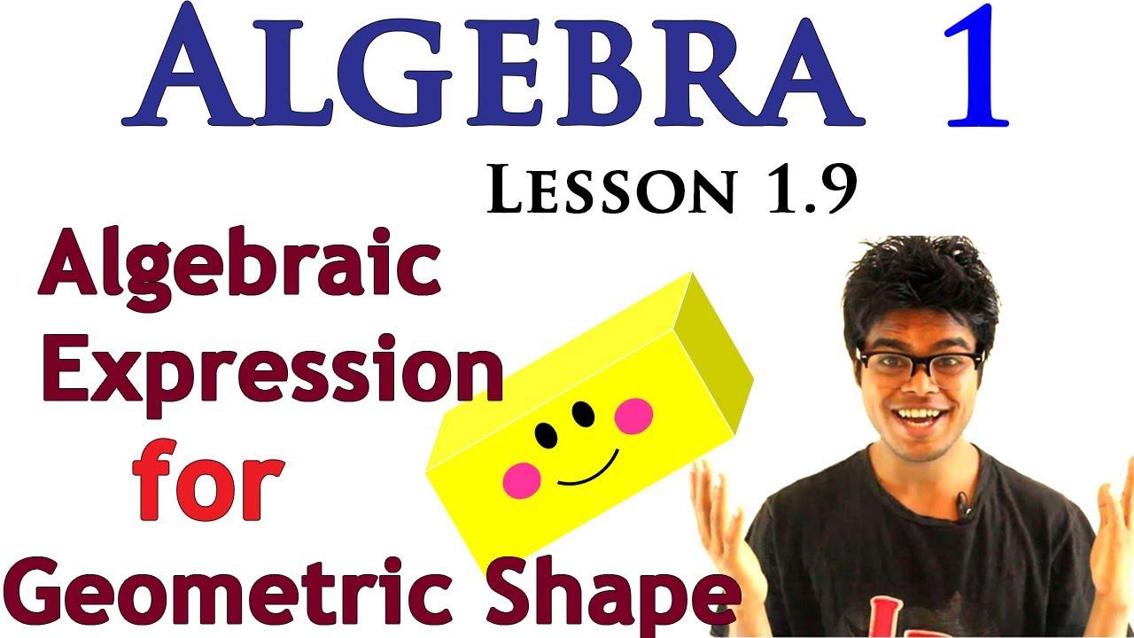 ... Writing Algebraic Expression for Geometric Shape - YouTube | 1280 x 720 jpeg 115kB