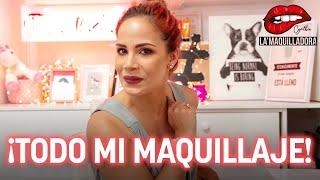 STUDIO TOUR - Te muestro TODO mi maquillaje - Cynthia La'Maquilladora ♥