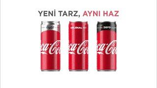 Muhteşem Coca-Cola tadı, yeni tarz. #TadınıÇıkar