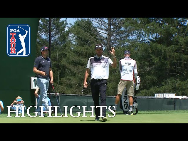 Bubba Watson's Highlights | Round 3 | The Greenbrier 2018