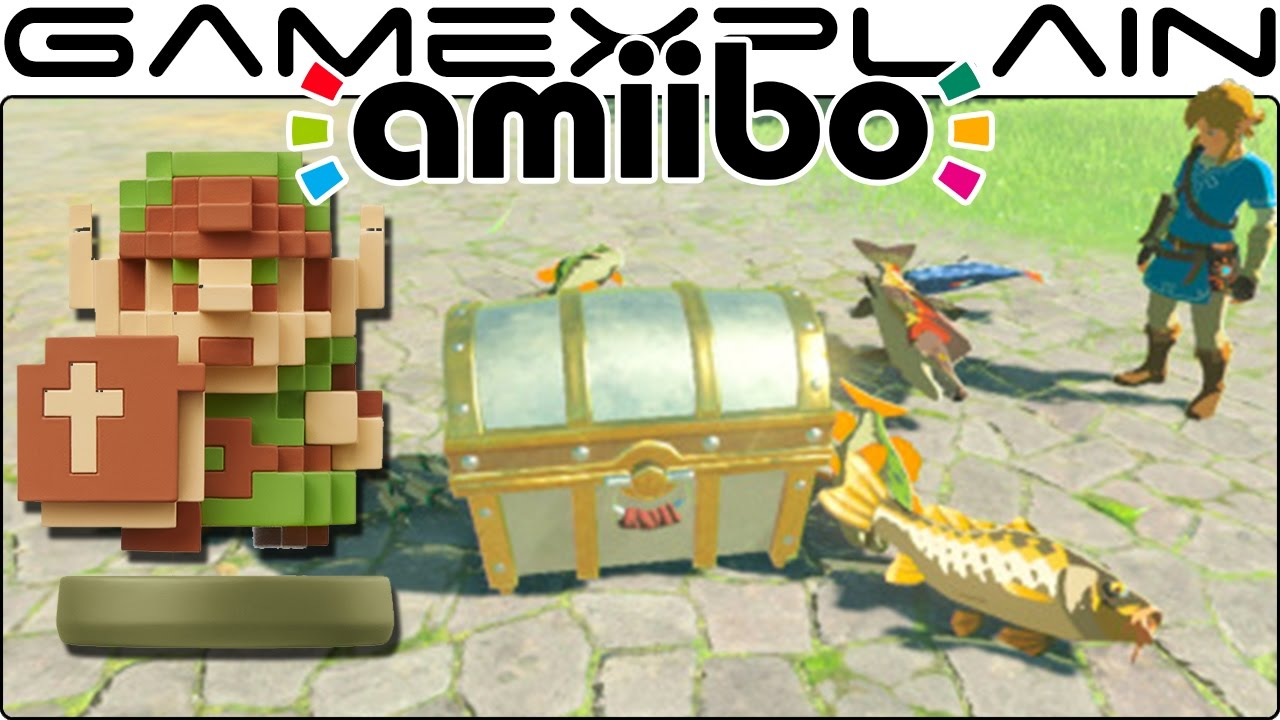 Th anniversary zelda amiibo functions revealed for breath of the