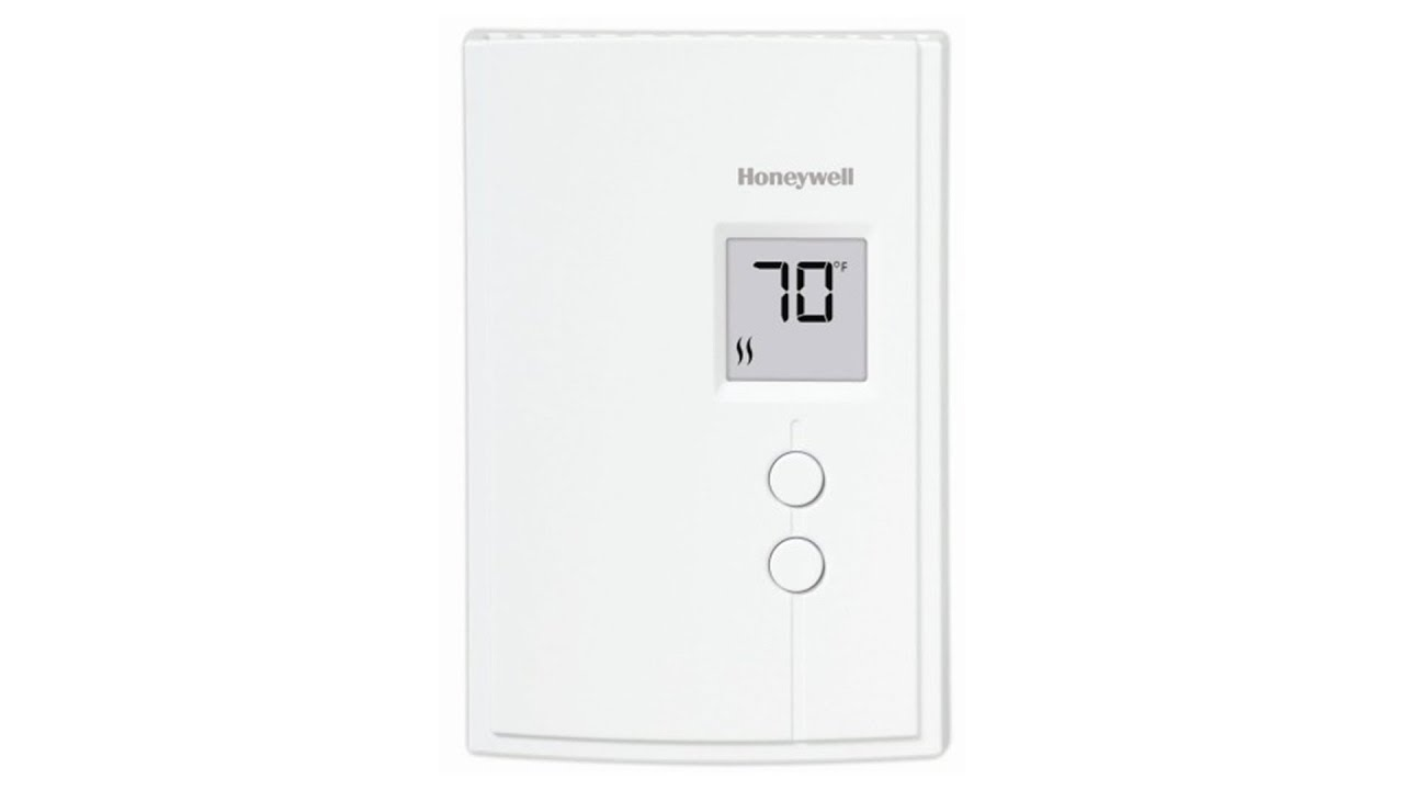 Honeywell Digital Non Programmable Thermostat