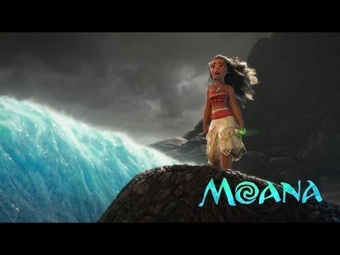 🌊 Moana - Know Who You Are [Audio Version with Movie Scene + Lyrics on subtitles] HD