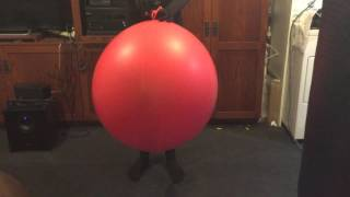 Video Red Climb In Balloon Test Inflation and Failed Attempts download MP3, 3GP, MP4, WEBM, AVI, FLV Juli 2018