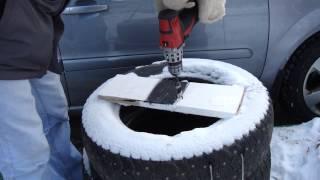 Тест на работу в морозы системы М12 Milwaukee