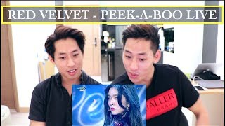"Download Lagu RED VELVET ""PEEK A BOO"" LIVE REACTION 레드벨벳 '피카부 Mp3"