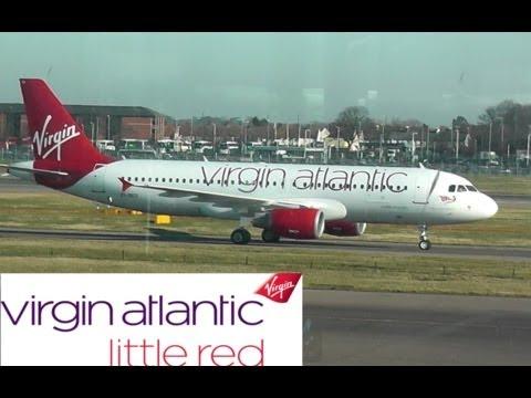 Virgin little red heathrow slots