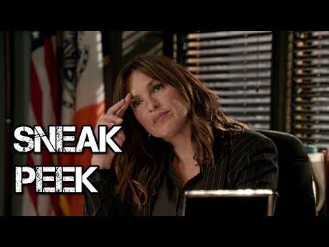 Law and Order SVU - Episode 19.11 - Flight Risk - Sneak Peek 1