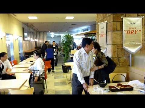 Narita Airport Earthquake - 03 2011