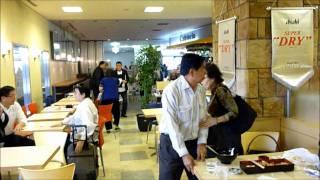 Narita Airport Earthquake - 03 2011