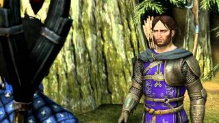 Dragon Age 2: Mark of the Assassin DLC part 1/4: A Hunt