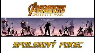 AVENGERS: Infinity War - Spoilerový pokec | ULBERT