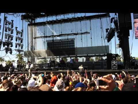 Childish Gambino Freestyle - Coachella 2012