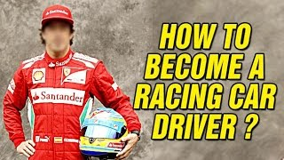 Formula 1 School | How to become a Racing Car Driver?