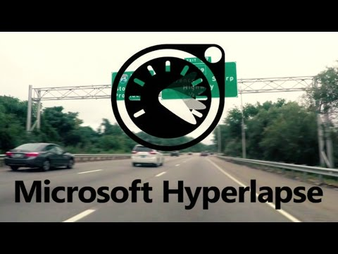Microsoft Hyperlapse Pro Overview & Review