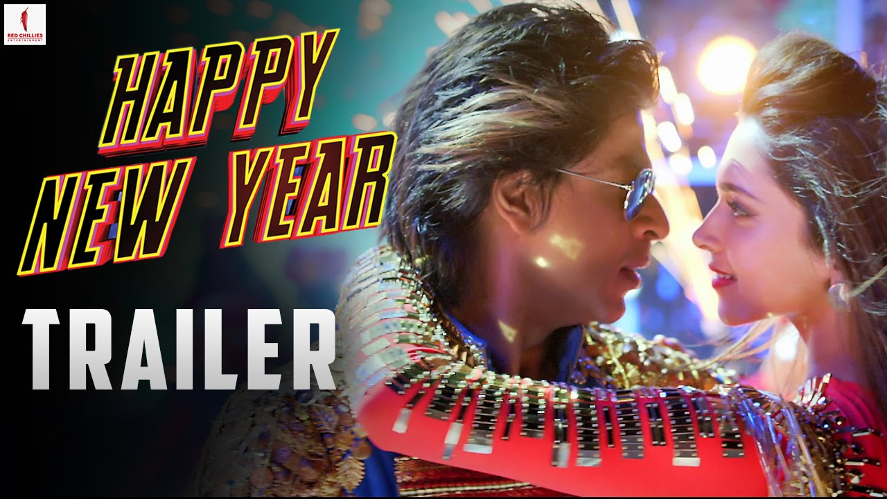 Happy New Year Shahrukh Khan 33