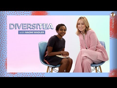 'DiversiTEA with Naomi Wadler': Olivia Wilde on the Future of ...