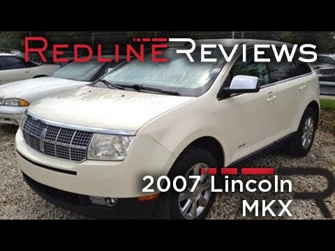 2007 Lincoln MKX FWD In Depth Review