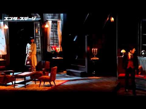 「エンタステージ」http://enterstage.jp/ 2015年3月5日(木)より下北沢・本多劇場にて上演中の、M&Oplaysプロデュース『結びの庭』。岩松了による新...